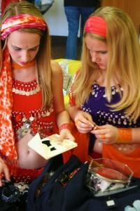 Jessi and Jenna